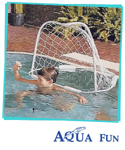 Goal for the Pool