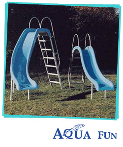 Swimming Pool Slides & Diving Boards