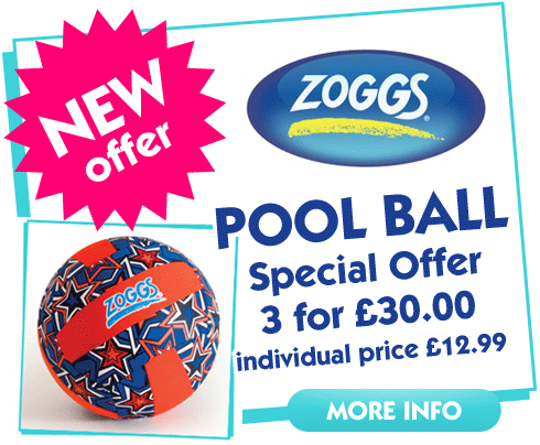 Zoggs Pool Ball, Water Ball